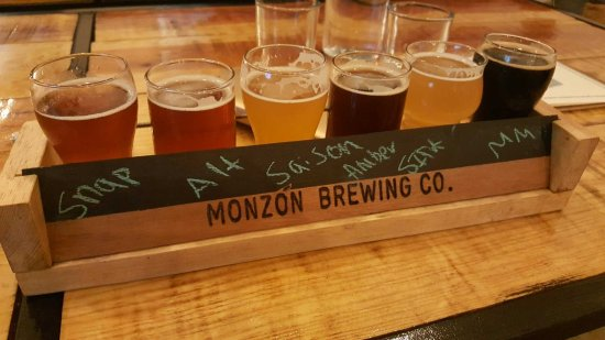 Monzón Brewing Co.