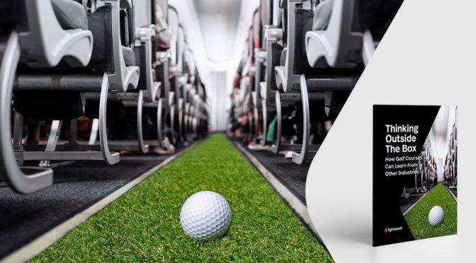 Golf Club Website Design USA
